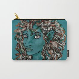Female elf profile 1b Carry-All Pouch