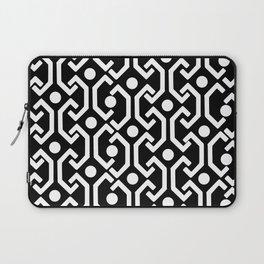 Ethnic Pattern (black) Laptop Sleeve