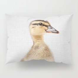 Duckling - Colorful Pillow Sham