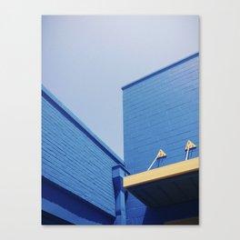 Neon Summer 2 Canvas Print