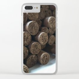 smoke me Clear iPhone Case