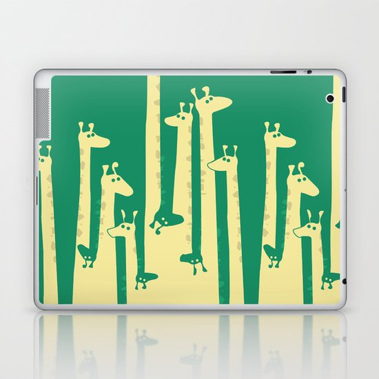 Such A Great Height Laptop & iPad Skin