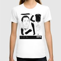 data T-shirts featuring Decommissioned: Data by Josh Ln