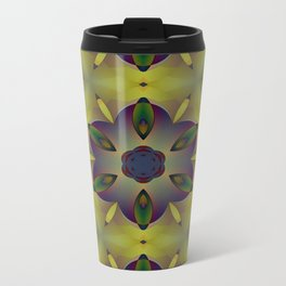 Piranha 4 Metal Travel Mug
