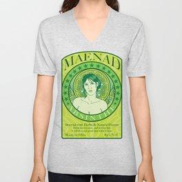 Maenad Absinthe Unisex V-Neck