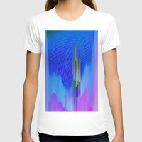 waterfall T-shirts featuring Waterfall by DuckyB