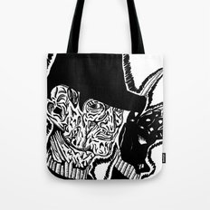 One, Two Freddys coming for you. Tote Bag