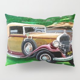 CAR # 2 Pillow Sham