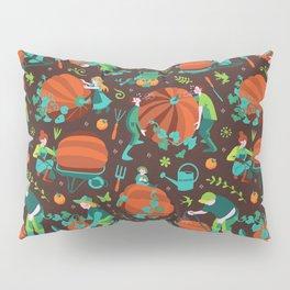 Green thumbed Pillow Sham