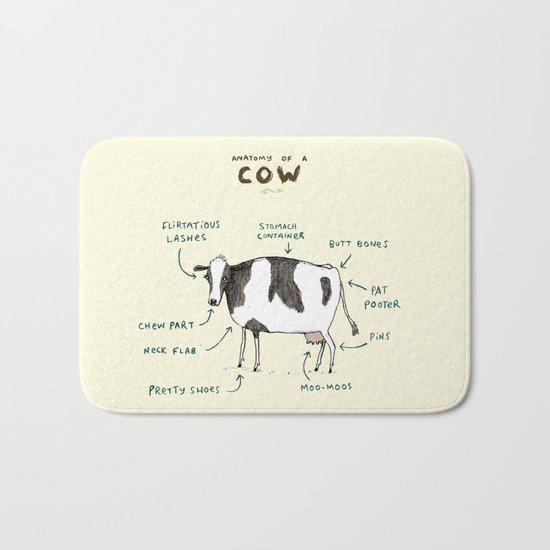 Anatomy of a Cow Bath Mat