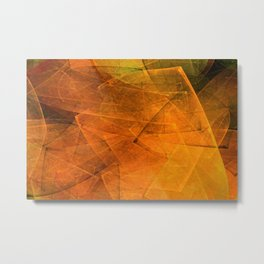 Many-faceted... Metal Print
