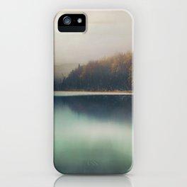 Autumn Dusk iPhone Case