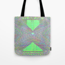 The Green Ex Tote Bag