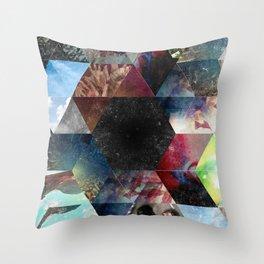 The Alarmingly Unstable Throw Pillow