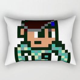 The soldier Rectangular Pillow