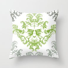 YODamask (Detail) Throw Pillow
