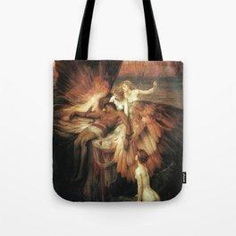 Mourning for Icarus - Draper Herbert James Tote Bag