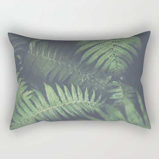 fern Rectangular Pillow
