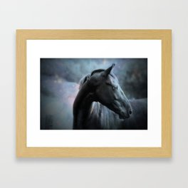 Horse Dreams Framed Art Print