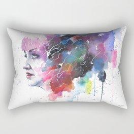 Barriers Rectangular Pillow