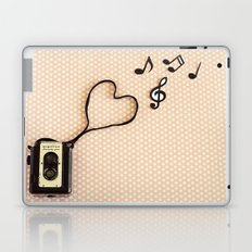 Photography makes my heart sing Laptop & iPad Skin