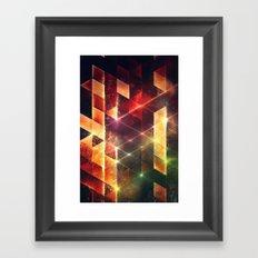 glyry Framed Art Print