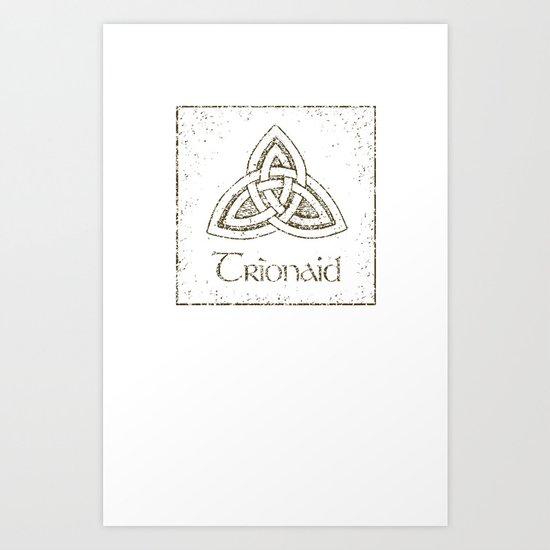 trionaid Art Print