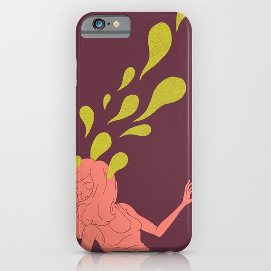 Haunted Hair iPhone & iPod Case