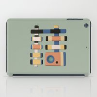 snake iPad Cases featuring Snake by Rudolf Brancovsky