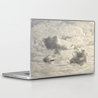 plane Laptop & iPad Skins featuring Plane  by Arran.Sahota