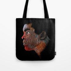 Mohamed Ali Color Tote Bag