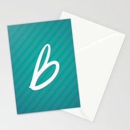 Les Recettes du bonheur texture Stationery Cards