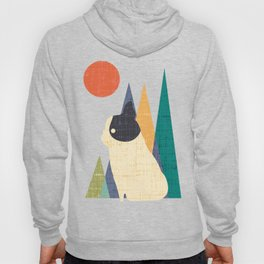 Waiting for You French Bulldog Hoody