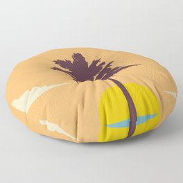San Diego. Floor Pillow