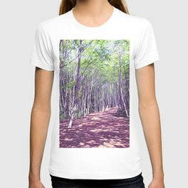 Choose the Path to Wisdom  T-shirt