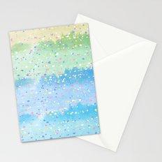 Spring Splatter Stationery Cards