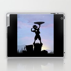 Captain Kid Laptop & iPad Skin