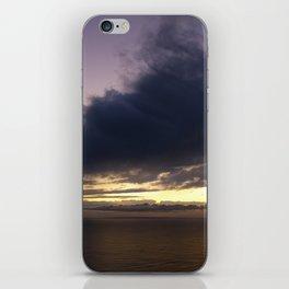 Purple iPhone Skin