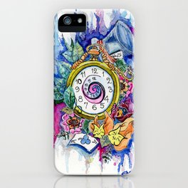Remembering Wonderland iPhone Case