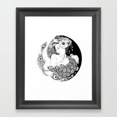 Asian Song Framed Art Print
