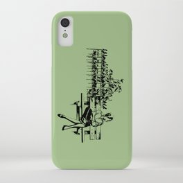 Risolty Rosolty iPhone Case