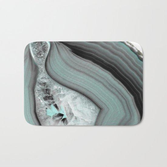 Glacial Agate Bath Mat