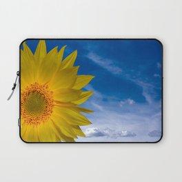 Concept Sunflower Greetingcards Laptop Sleeve