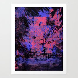 MASH Art Print