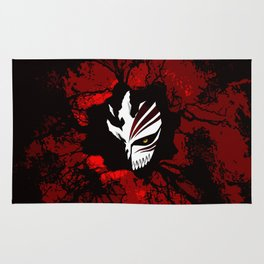 Hollow Mask halloween Rug