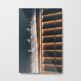Fading Light Metal Print