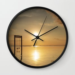 Indonesia Wall Art, Photography Print, Printable Wall Art Wall Clock