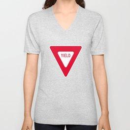 Yield Unisex V-Neck