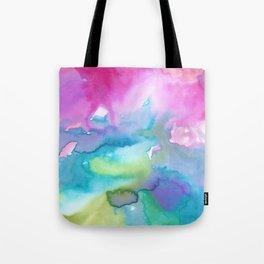 Joyscape V Tote Bag