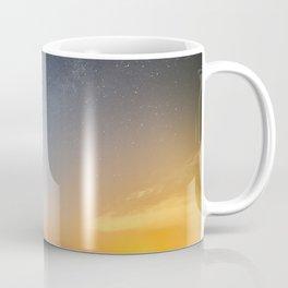 Castleton By Night Coffee Mug